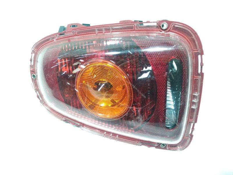 Стоп-сигнал задний правый MINI COOPER S R56 N12B16A 2757010 контрактная
