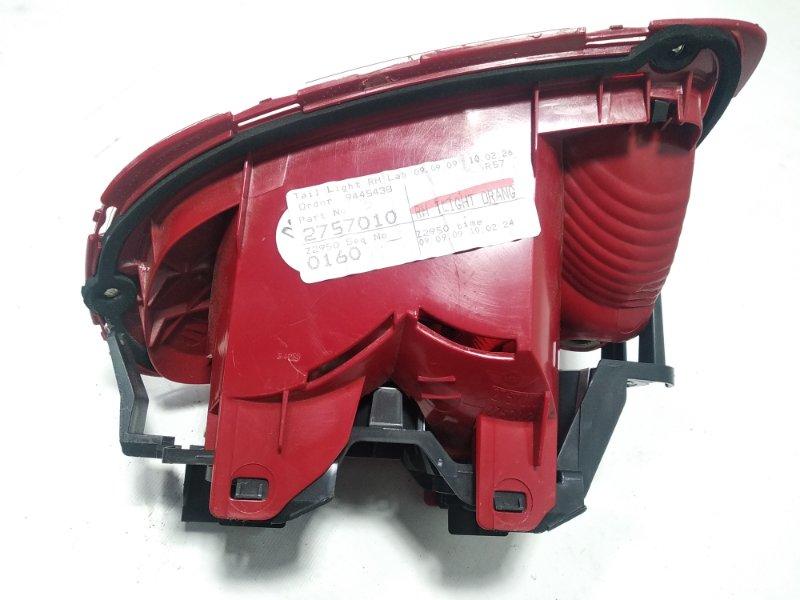 Стоп-сигнал задний правый MINI COOPER S R56 N12B16A