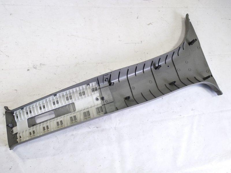 Обшивка стойки кузова задняя правая XTRAIL 2005 T30 SR20VET