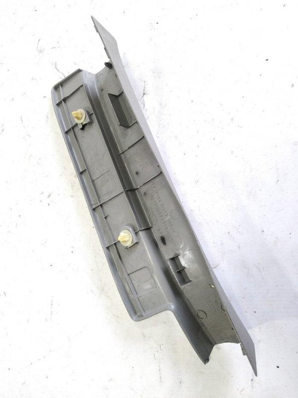Накладка на порог салона задняя левая XTRAIL 2005 T30 SR20VET