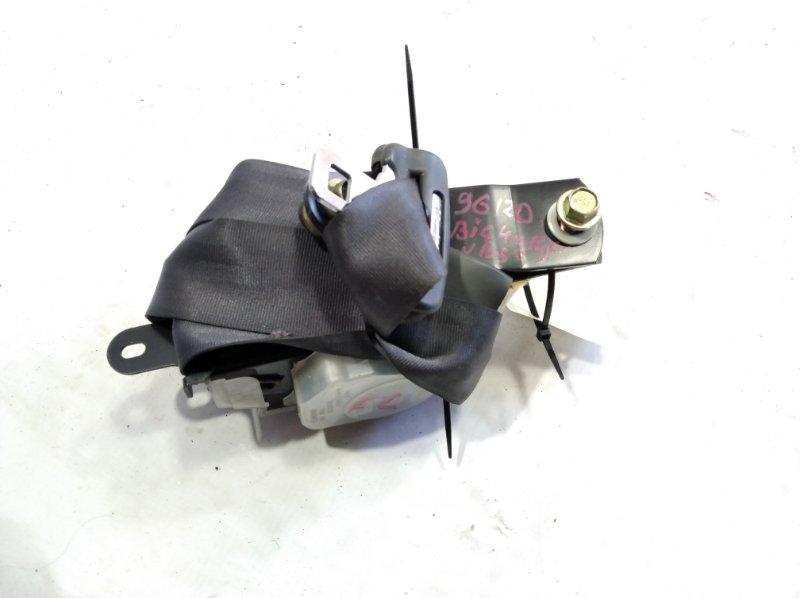 Ремень безопасности передний левый ISUZU BIGHORN 1997 UBS69 6VD1 контрактная