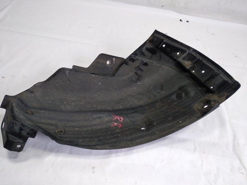 Подкрылок задний правый SUBARU FORESTER 2008 SH5 EJ204 59122SC040 контрактная