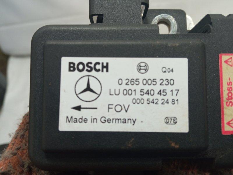 Датчик ускорения Mercedes-Benz S-CLASS WDB220 M113E55