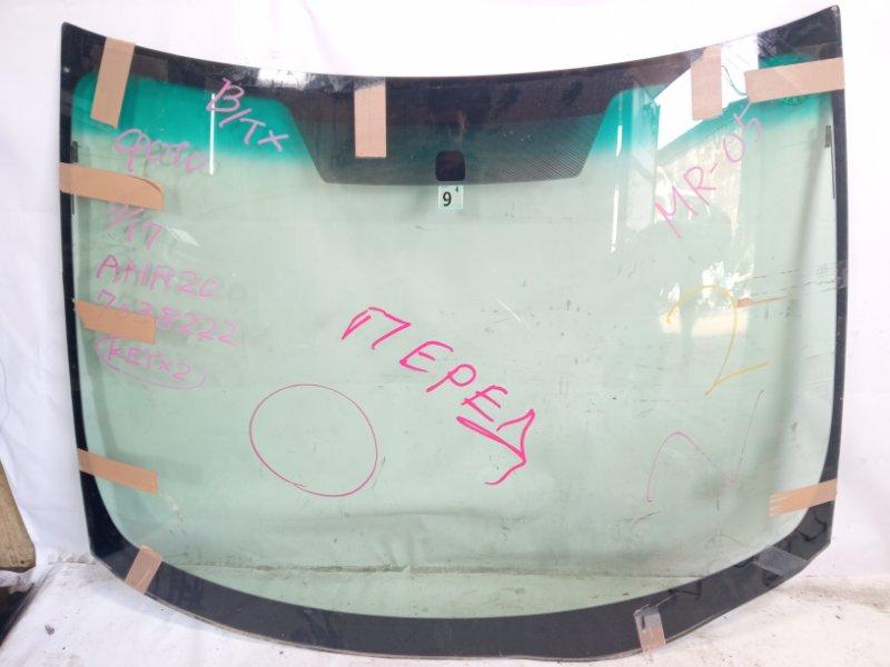 Лобовое стекло переднее TOYOTA ESTIMA 2009 AHR20W 2AZFXE контрактная