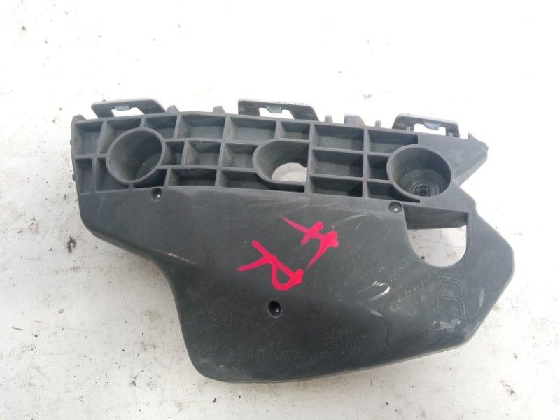 Крепление бампера переднее правое TOYOTA ESTIMA 2009 AHR20W 2AZFXE контрактная