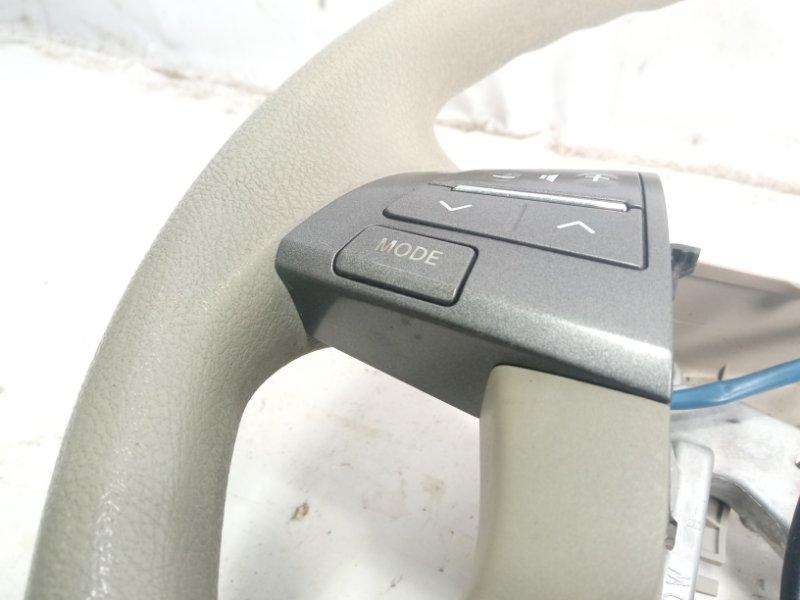 Руль ESTIMA 2009 AHR20W 2AZFXE