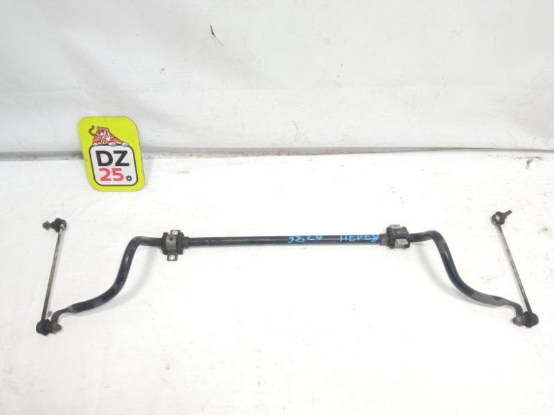 Стабилизатор передний MITSUBISHI RVR 2010 GA3W 4B10 4056A096 контрактная