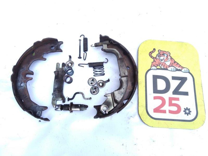 Механизм стояночного тормоза задний левый TOYOTA ESTIMA 2010 AHR20W 2AZFXE контрактная