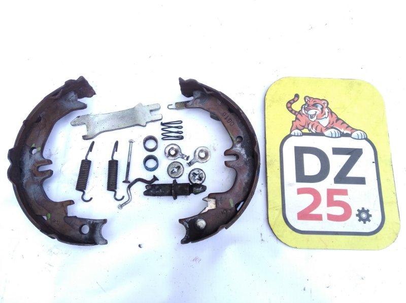 Механизм стояночного тормоза задний правый TOYOTA ESTIMA 2010 AHR20W 2AZFXE контрактная
