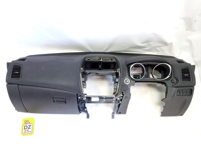 Airbag пассажирский передний левый MITSUBISHI RVR 2010 GA3W 4B10 С ЗАРЯДОМ контрактная