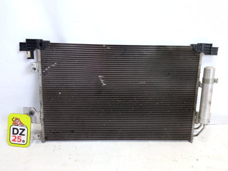 Радиатор кондиционера передний MITSUBISHI RVR 2010 GA3W 4B10 7812A204 контрактная