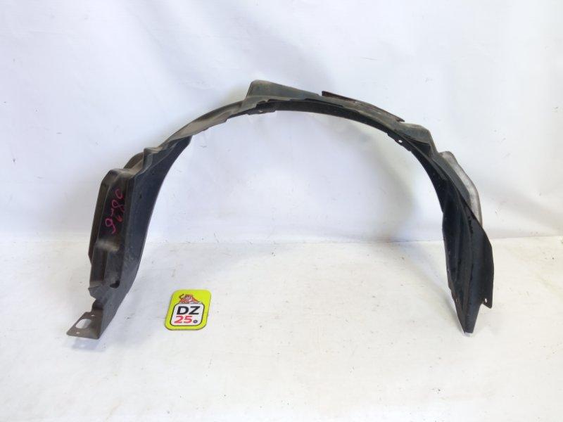 Подкрылок передний правый MITSUBISHI RVR 2010 GA3W 4B10 5370A758 контрактная