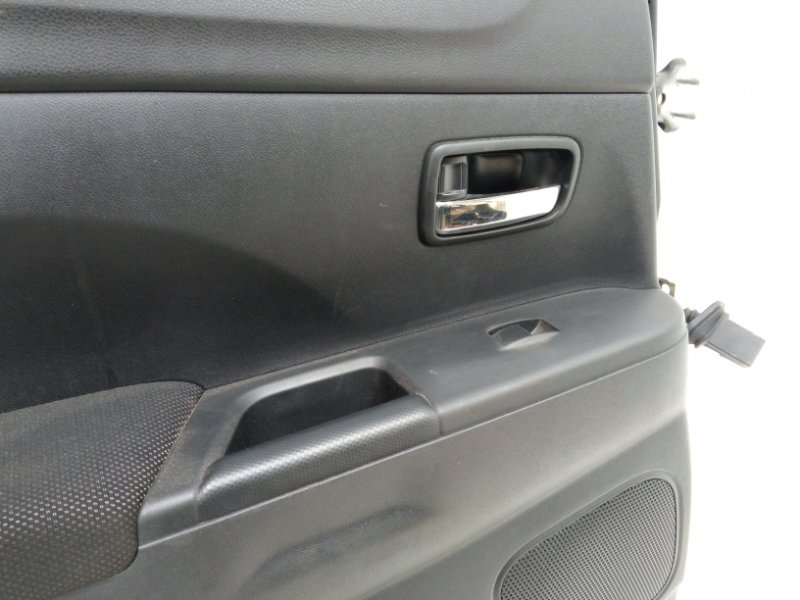 Дверь задняя левая RVR 2010 GA3W 4B10