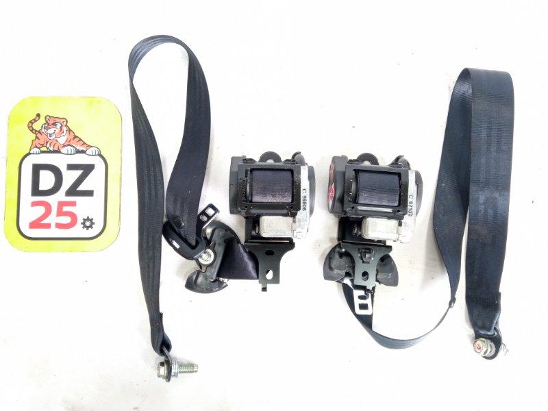 Ремень безопасности передний левый MITSUBISHI RVR 2010 GA3W 4B10 7000B447XA контрактная
