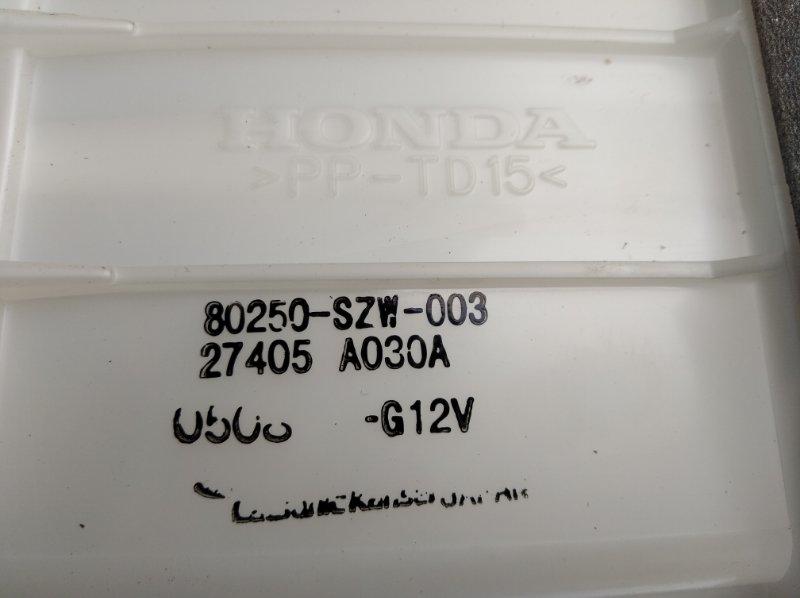 Печка задняя HONDA STEP WAGON RK5 R20A