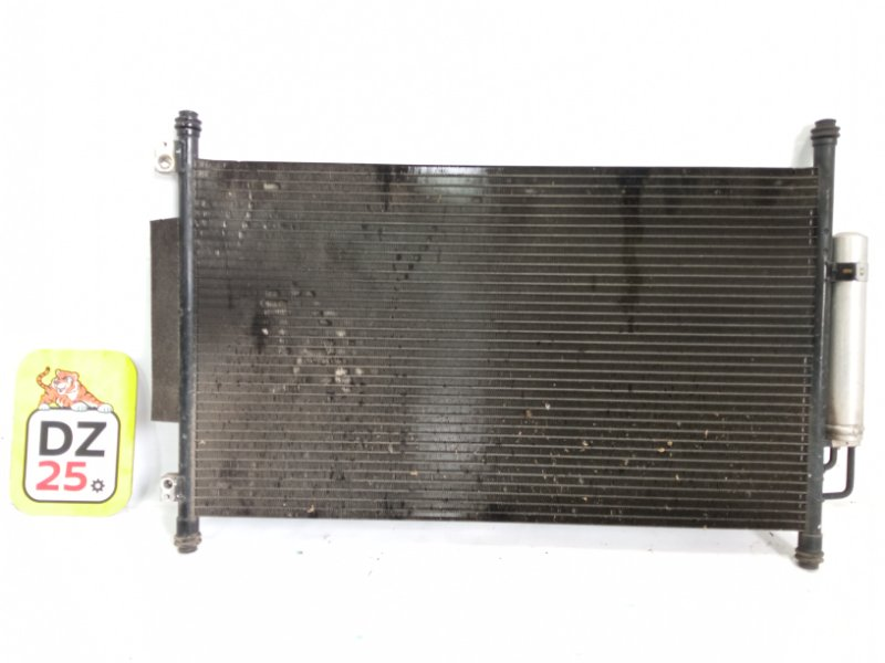 Радиатор кондиционера передний HONDA STEP WAGON 2010 RK5 R20A 80100SZW003 контрактная