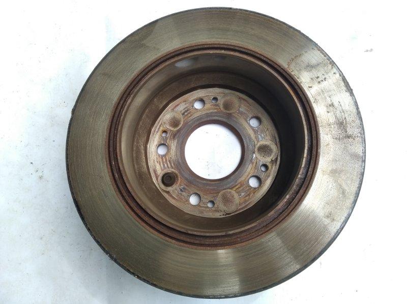Тормозной диск задний правый STEP WAGON 2010 RK5 R20A