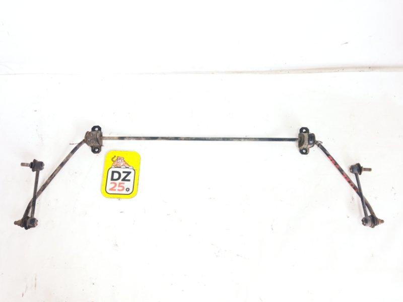 Стабилизатор задний HONDA HRV 2001 GH1 D16A 31200PEL014 контрактная