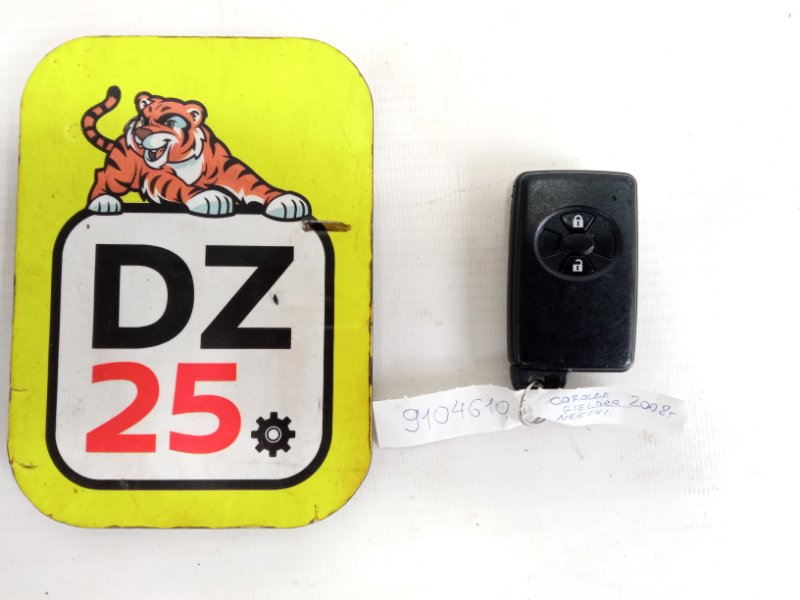 Ключ зажигания TOYOTA COROLLA FIELDER 2010 NZE141 2ZRFAE 8990412160 контрактная