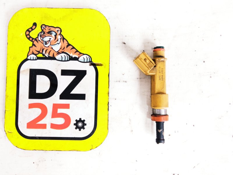 Инжектор COROLLA FIELDER 2010 ZRE142 2ZRFAE