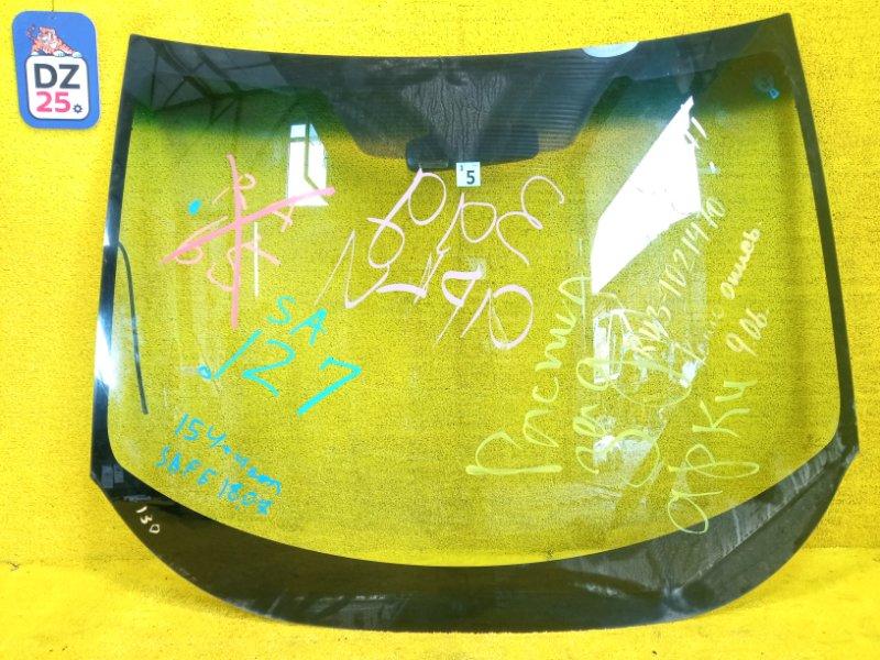 Лобовое стекло переднее HONDA VEZEL 2014 RU1 LEB 73111T7AJ81 контрактная