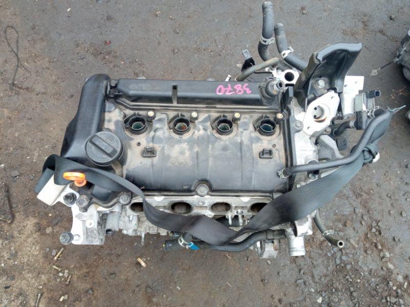Двигатель HONDA VEZEL 2014 RU3 LEB контрактная