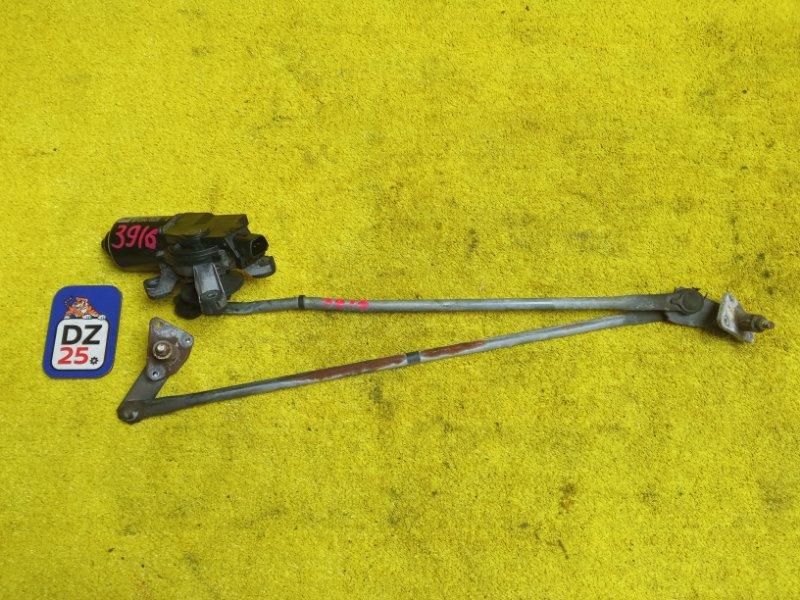 Механизм стеклоочистителя передний TOYOTA LAND CRUISER PRADO 2001 KDJ90 1KDFTV контрактная