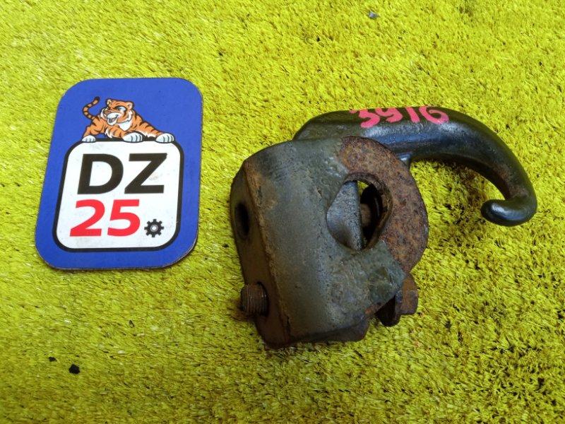 Крюк буксировочный задний TOYOTA LAND CRUISER PRADO 2001 KDJ90 1KDFTV контрактная