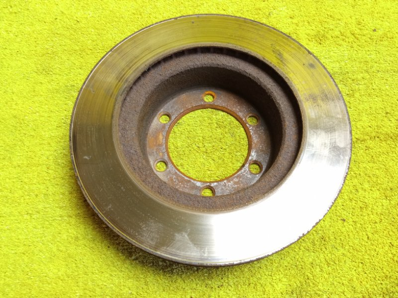 Тормозной диск передний правый TOYOTA HILUX SURF RZN185 5VZFE