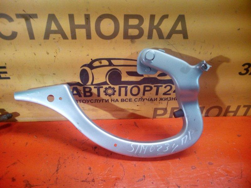 Петля крышки багажника правая Renault Symbol 1 2002-2007 LB K7J 428416/B Б/У