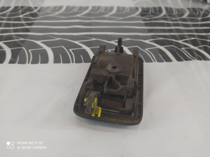 Ручка двери внутренняя передняя правая Carina ST170 4S-FE