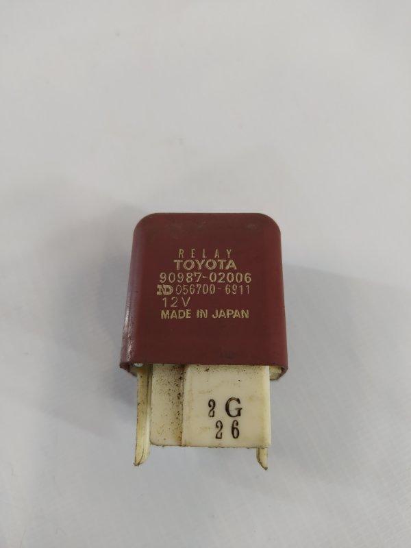 Реле Carina ST170 4S-FE