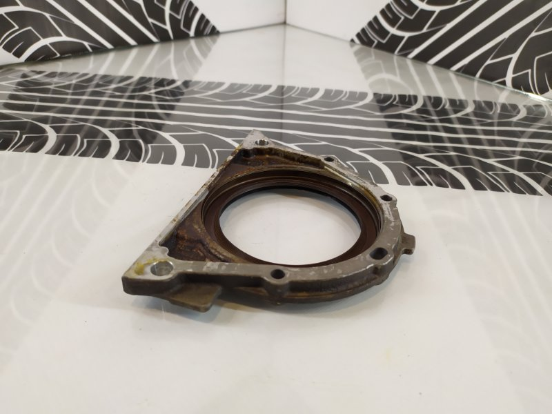 Крышка коленвала BMW 5-Series E39 M54B25 11142245265 Б/У