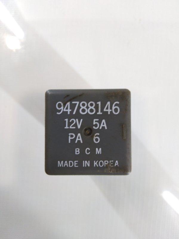 Реле стеклоочистителя Daewoo Nexia KLETN G15MF