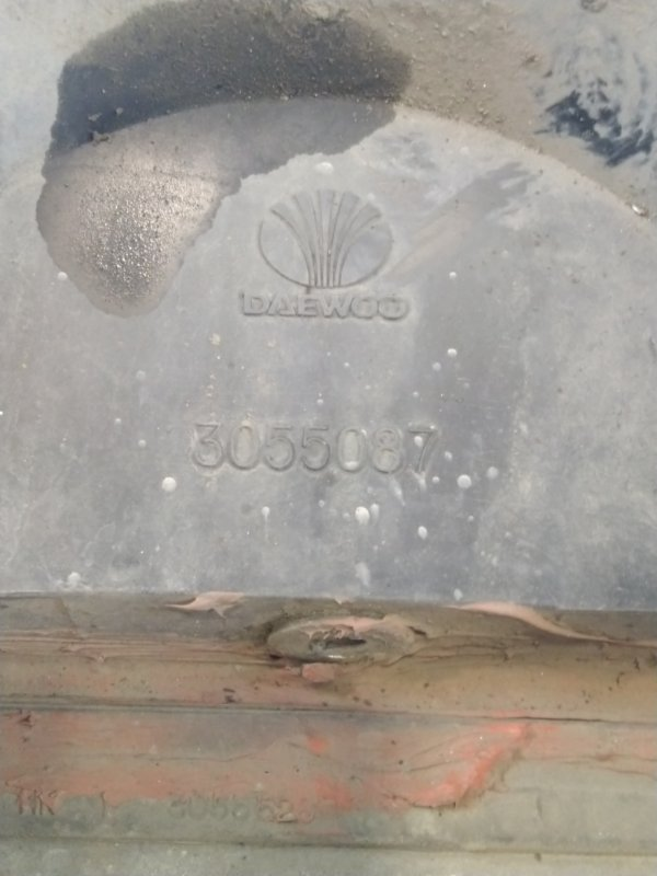 Корпус печки Daewoo Nexia KLETN G15MF