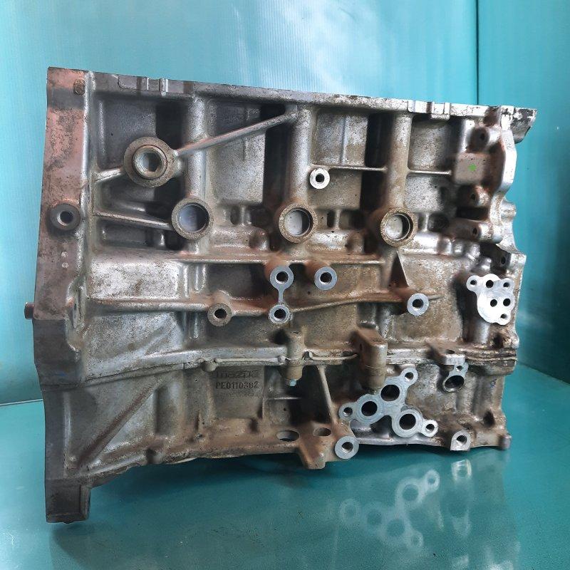 Блок цилиндров Mazda Axela PE-VPS Б/У