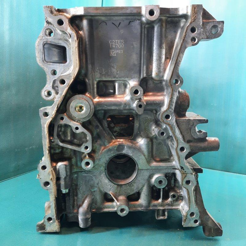 Блок цилиндров Mazda Axela PE-VPS