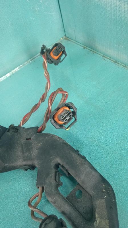 Проводка форсунок 3-Series  M57D30T