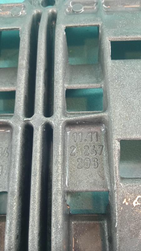 Маслоотражатель 3-Series  M57D30T