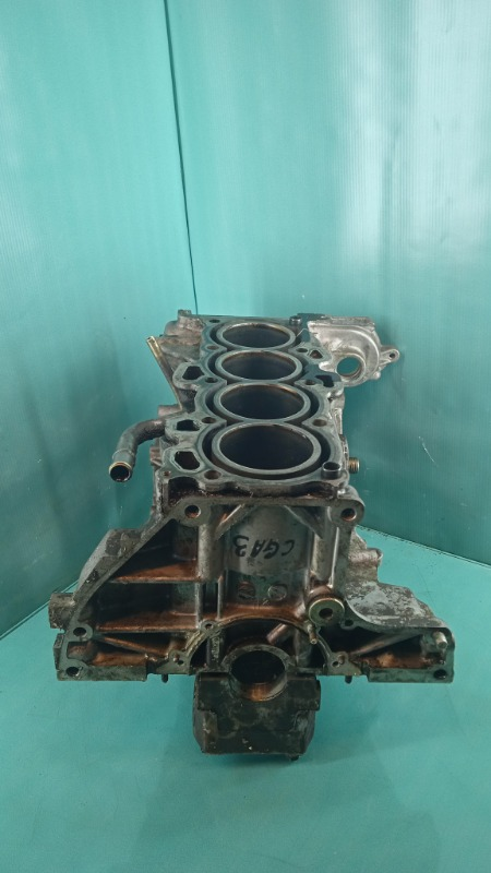 Блок цилиндров Nissan Cube CGA3DE Б/У