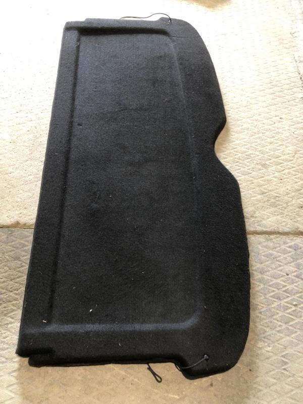 Полка багажника Peugeot 307 2002 3A/C 9632749677 Б/У