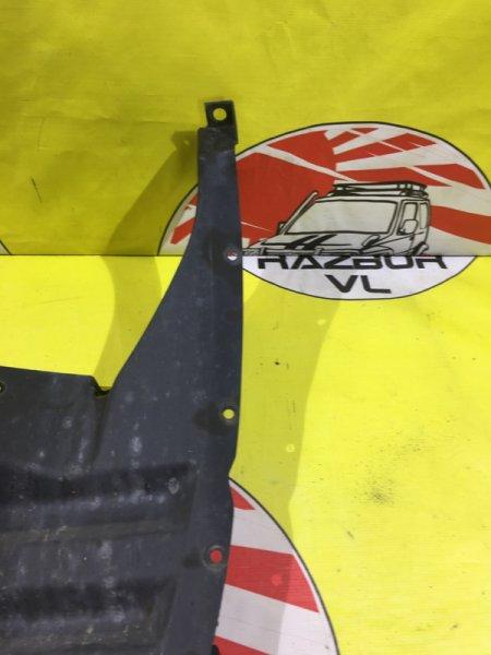 Подкрылок задний левый RVR 2010 GA3W 4B10