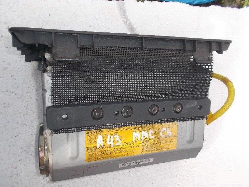 Airbag пассажирский MITSUBISHI CHALLENGER K96 6G72 контрактная