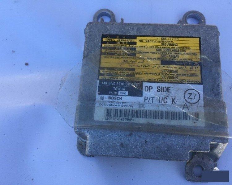 Блок SRS LEXUS IS250 GSE20 4GRFE 8917053090 контрактная