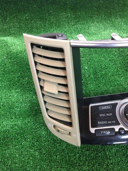 Консоль магнитофона INFINITI FX35