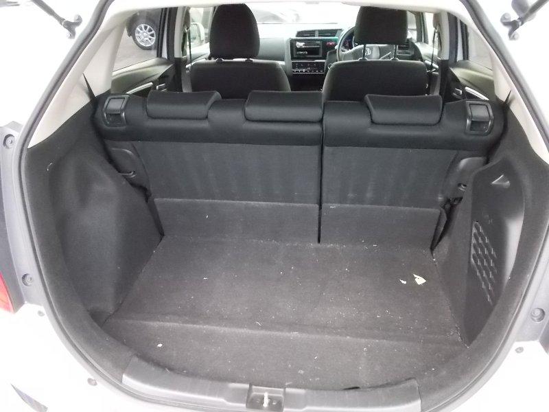Амортизатор багажника задний Honda Fit 2014 GP5 LEB 74870T5CJ01 контрактная