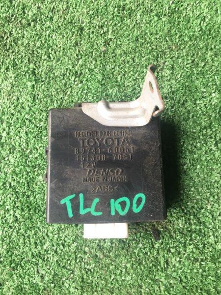 Электронный блок TOYOTA LAND CRUISER UZJ100 2UZFE 89741-60051 контрактная