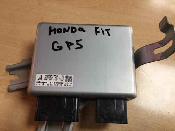 Блок управления рулевой колонкой Honda Fit 2014 GP5 LEB 39790-Т5С-J0 контрактная