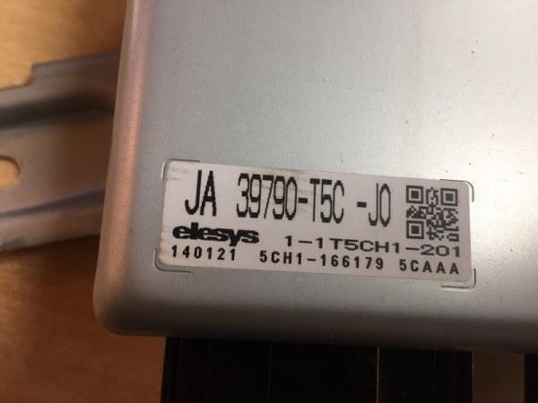 Блок управления рулевой колонкой Fit 2014 GP5 LEB