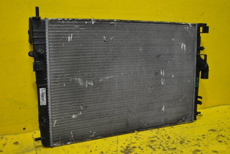 Радиатор основной передний Logan 2004-2009